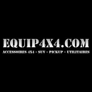 EGR Kit Parafanghini Laterali Toyota Hilux 2016+ Doppia Cabina (6 Pezzi) FF450-30
